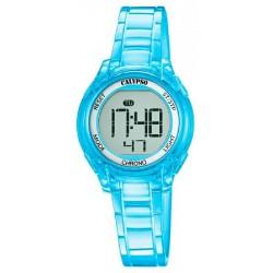 Reloj Calypso Digital Azul...