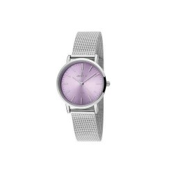 Reloj Mujer Acero Malla...