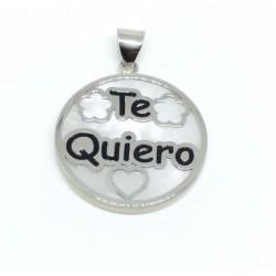Medalla Mujer Te quiero...