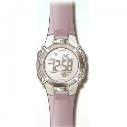 Reloj Digital Colmar lila...