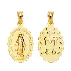Medalla Virgen Milagrosa 23...