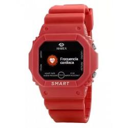 Relojes Marea Smart Rojo...