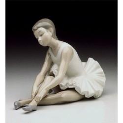 Figura Nao Porcelana Ballet...
