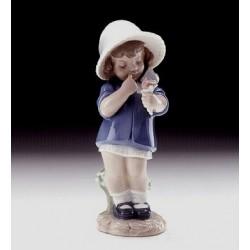 Figura Nao Porcelana ¿te...