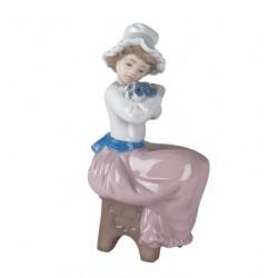 Figura Porcelana Nao...