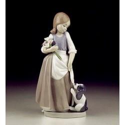 Figura Porcelana Nao Niña...