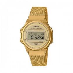 Reloj Casio Digital Vintage Dorado A171wemg-9aef