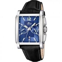 Reloj Lotus caballero correa negra 15835/2