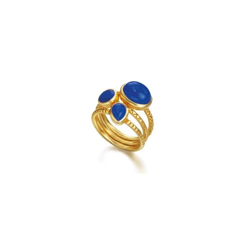 Goa Sapphire Ring