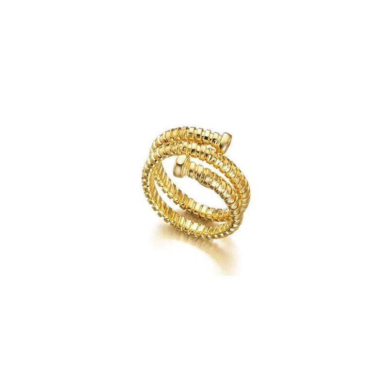 Tubogas Gold Ring