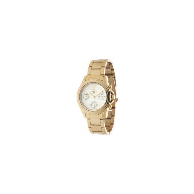 Reloj Marea unisex dorado multifuncion B42135/2