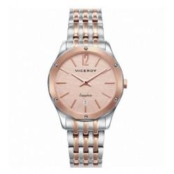 Reloj Viceroy mujer grand acero bicolor ip rosa 471134-95