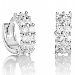 Pendientes Viceroy Plata Mujer 21015E000-30