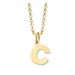 """Cadena + colgante letra """"C"""" Le Carré ref. LD041AM.C"""
