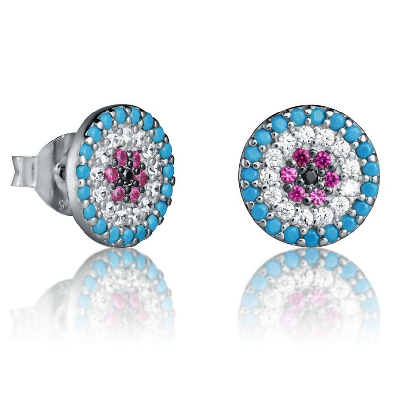 Pendientes Viceroy jewels plata mujer 7082E000-99