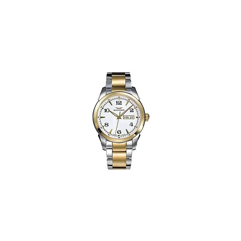 Reloj Sandoz Portobello Hombre 72599-50 swiss made