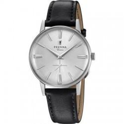 Reloj Festina Cb correa esf plata vintage F20248/1