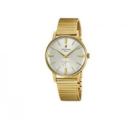 Reloj Festina Cb extensible dorado vintage f20251/2