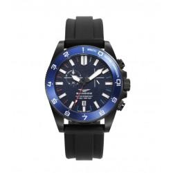 Reloj Sandoz 81477-37 skipper limited edition swiss made