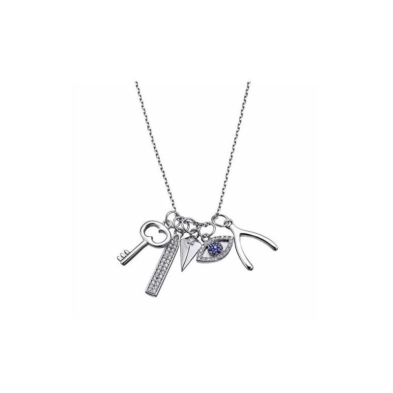 Colgante Duran exquse pretty jewels 5 motivos