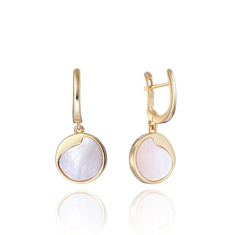 Pendientes Viceroy jewels con detalle rosa 3012E100-96