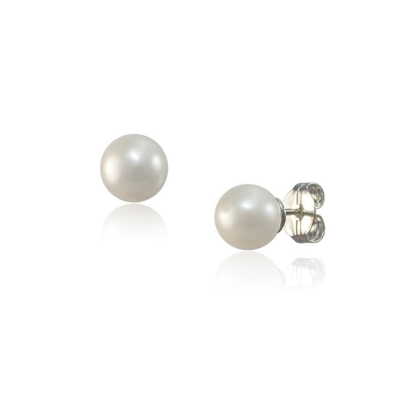 Pendientes Duran mujer perla cultivada 6.5mm 00504120