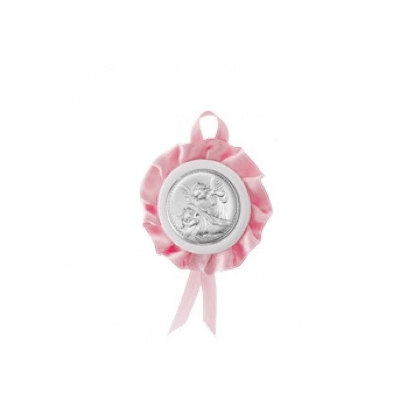 Medalla de Cuna rosa Angeles